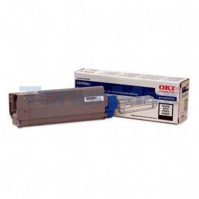 OKIDATA C6100 TONER CARTRIDGE BLACK